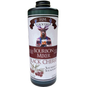 HM Cocktail Bourbon Mixer - Black Cherry
