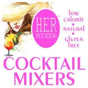HERmixer - Low Calorie Cocktail and Margarita Mixers