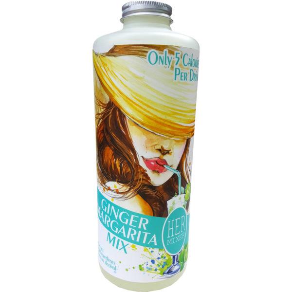 HERmixer Low Calorie Ginger-Margarita Mix