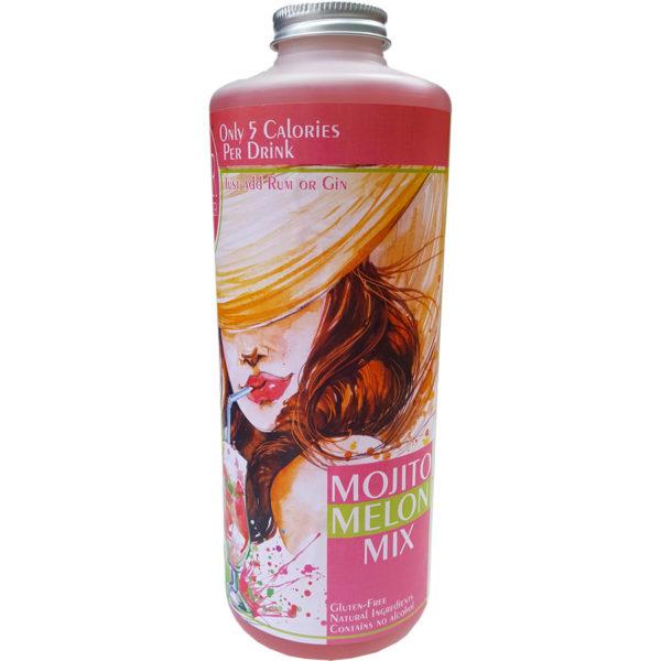 HERmixer Low Calorie Mojito Melon Mix